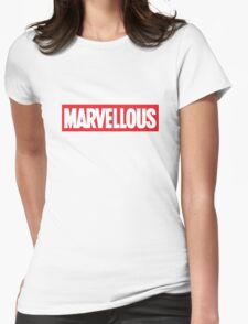 Marvellous Womens Fitted T-Shirt