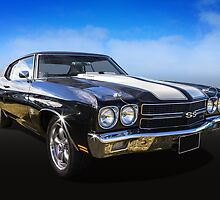 Chevy Muscle by Keith Hawley