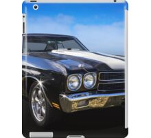 Chevy Muscle iPad Case/Skin