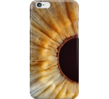 Galaxy eye iPhone Case/Skin