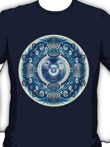 SPIRAL OPTIC by conor graham Ethereal C2010. T-Shirt