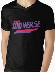 Steven Universe - Mr. Universe Mens V-Neck T-Shirt
