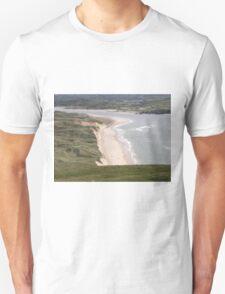 Lagg Beach Malin Co Donegal Ireland Unisex T-Shirt