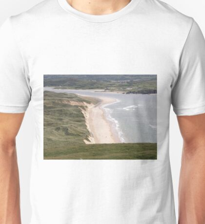 Lagg Beach Malin Co Donegal Ireland Unisex T-Shirt