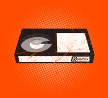 Betamax Tape by synaptyx