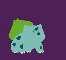 Bulbasaur by dauwdruppel