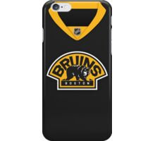 Boston Bruins Alternate Jersey iPhone Case/Skin