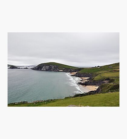 The End of Europe,  Dunquin, Kerry, Ireland Photographic Print