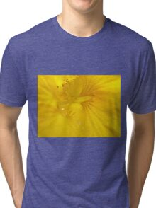 Inside the Yellow Zone Tri-blend T-Shirt
