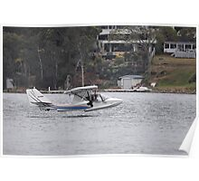 Searey Take-off, Catalina Festival, Lake Macquarie, Australia 2012 Poster