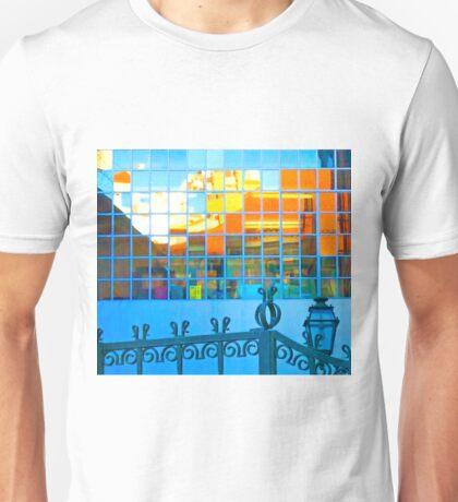 Lisbon reflected Unisex T-Shirt