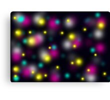 Stars and Fireflies Canvas Print