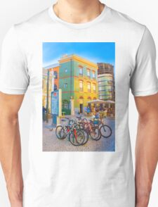 Lisboa turista Unisex T-Shirt