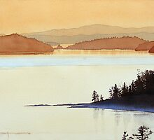 Lake Superior Landscapes by Douglas Hunt