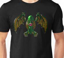 Creature From The Bat Lagoon Unisex T-Shirt