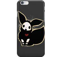 Skel-eevee iPhone Case/Skin
