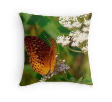 perfect and pretty Throw Pillow