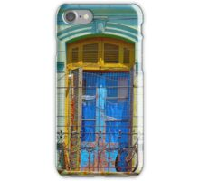 Windows in La Boca Caminito, Buenos Aires - Argentina iPhone Case/Skin