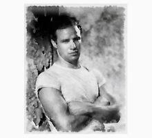 Marlon Brando by John Springfield Unisex T-Shirt