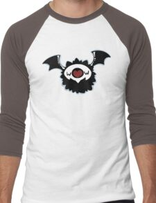 Skel-woobat Men's Baseball ¾ T-Shirt