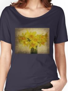 Spring Delight Women's Relaxed Fit T-Shirt