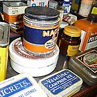 Grandma's Medicine Cabinet © by jansnow