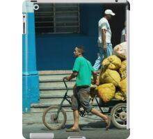 Man Trike  iPad Case/Skin