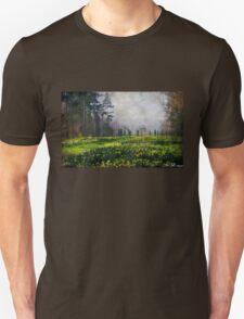 Daffodil Walk Unisex T-Shirt