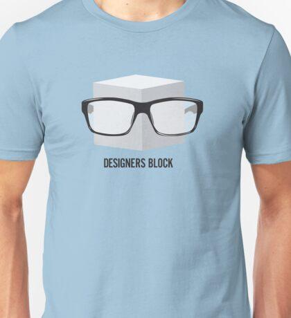Designers Block Unisex T-Shirt