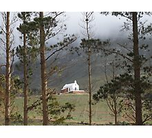 The hills are alive, with the sound..... Photographic Print
