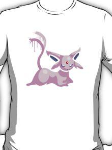 Espeon (Eeveelution paint series) T-Shirt