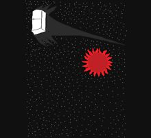 Cosmic Fridge Surfs the Infinite Void of Space T-Shirt