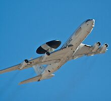 E-3 Sentry, AWACS by Henry Plumley