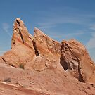 Pointers - Valley of Fire State Park by Henry Plumley