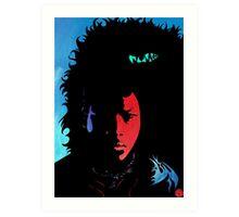 Hero (John Boyega) Art Print