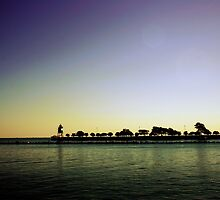 Sweet Pier by wannabewriter81
