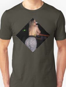 Black & White Ass T-Shirt