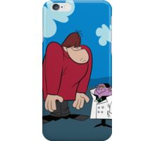 Gruesome Twosome iPhone Case/Skin