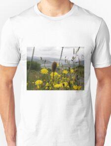 Flora - Burt Co. Donegal Ireland Unisex T-Shirt