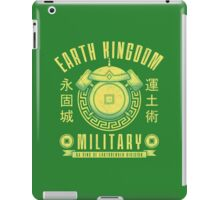 Earth is Strong iPad Case/Skin