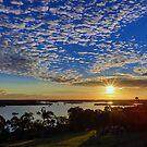 Susan River Sunset by Peter Doré