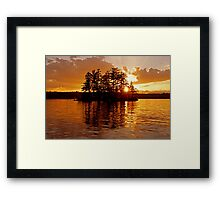 Clarity of Spirit Framed Print