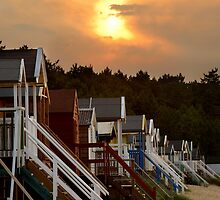 Wells-Next-The-Sea, Norfolk by Gavin Sawyer