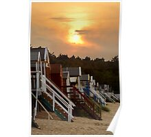 Wells-Next-The-Sea, Norfolk Poster