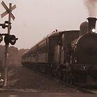 Class & Steam by boydcarmody
