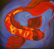 Coy, Koi by Anna Maria Williams
