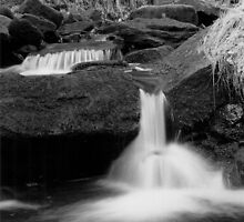 Hebble brook - Ogden, Halifax, UK by Andy Beattie