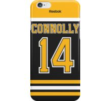 Boston Bruins Brett Connolly Jersey Back Phone Case iPhone Case/Skin