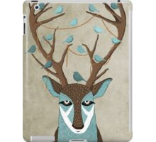 The deer iPad Case/Skin