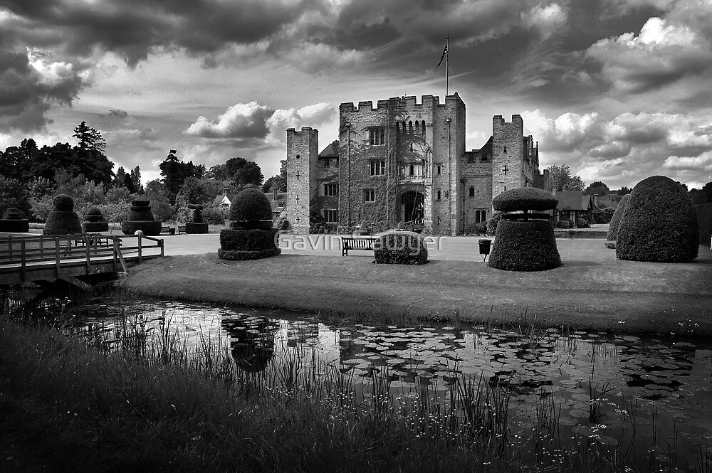 Hever Castle, Kent by Gavin Sawyer